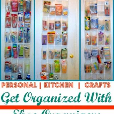 How To Get Organized With Shoe Organizers