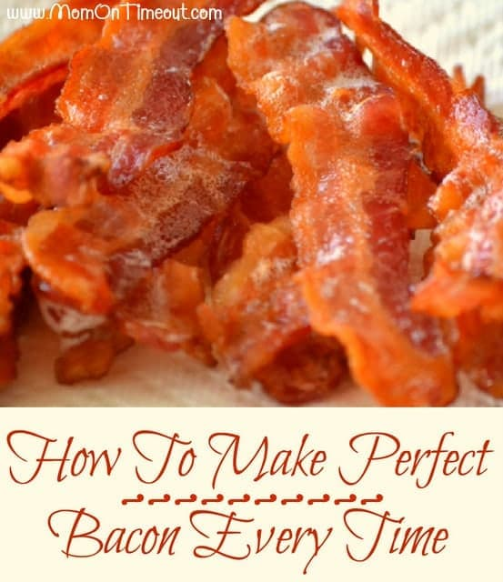 How To Make Perfect Bacon Every Time-001