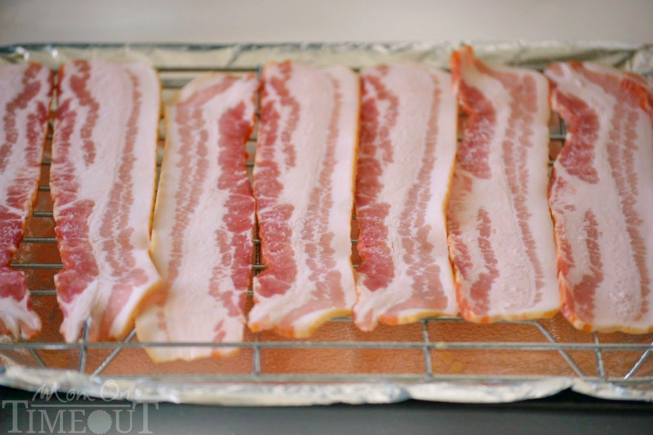 How to bake bacon perfect bacon every time how to bake perfect bacon on oven rack ccuart Gallery