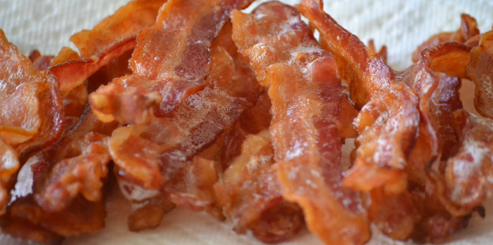 Crispy Bacon In Oven