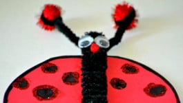Sweet Little Ladybug Craft