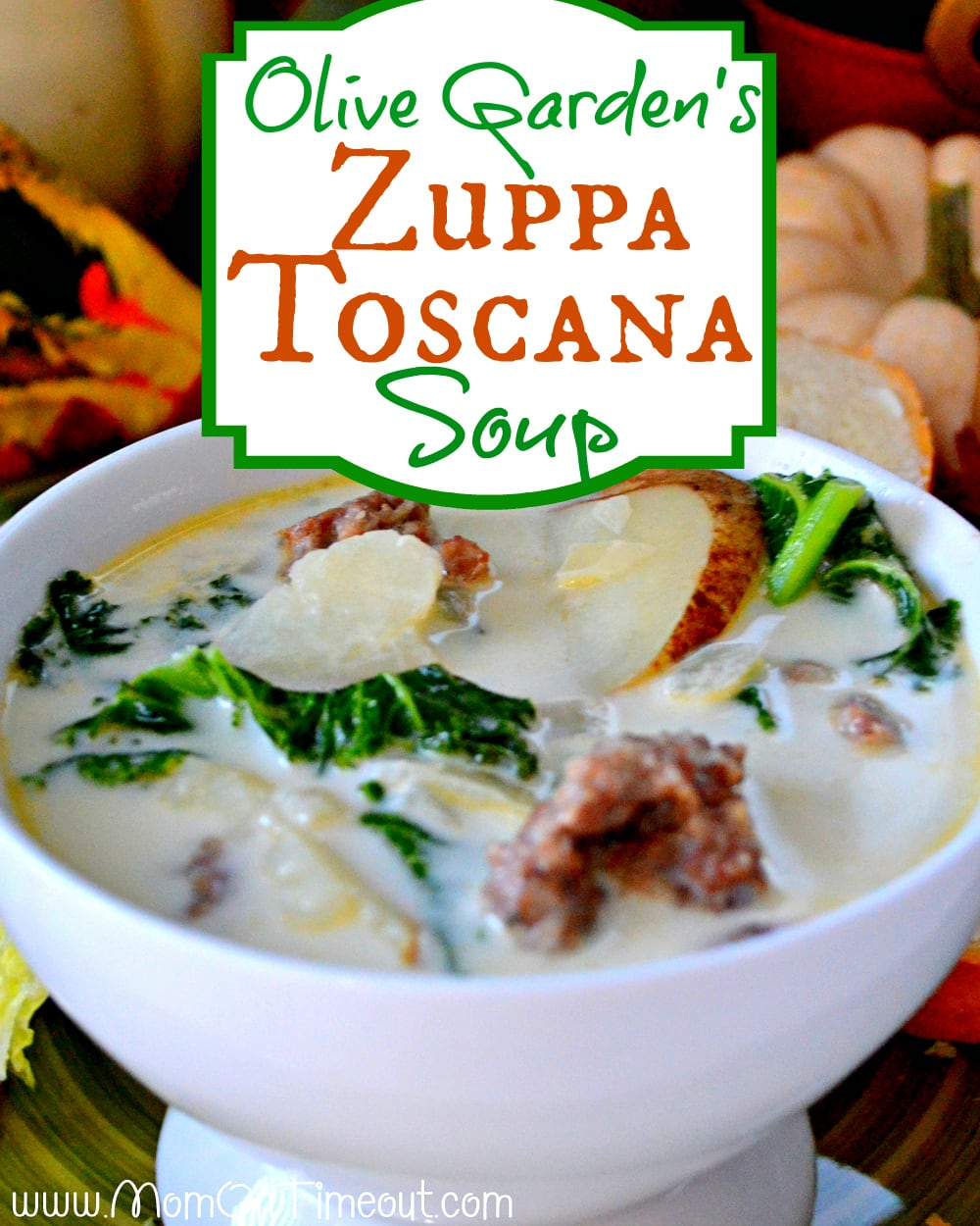 Olive Garden Zuppa Toscana Soup Recipe Mom On Timeout