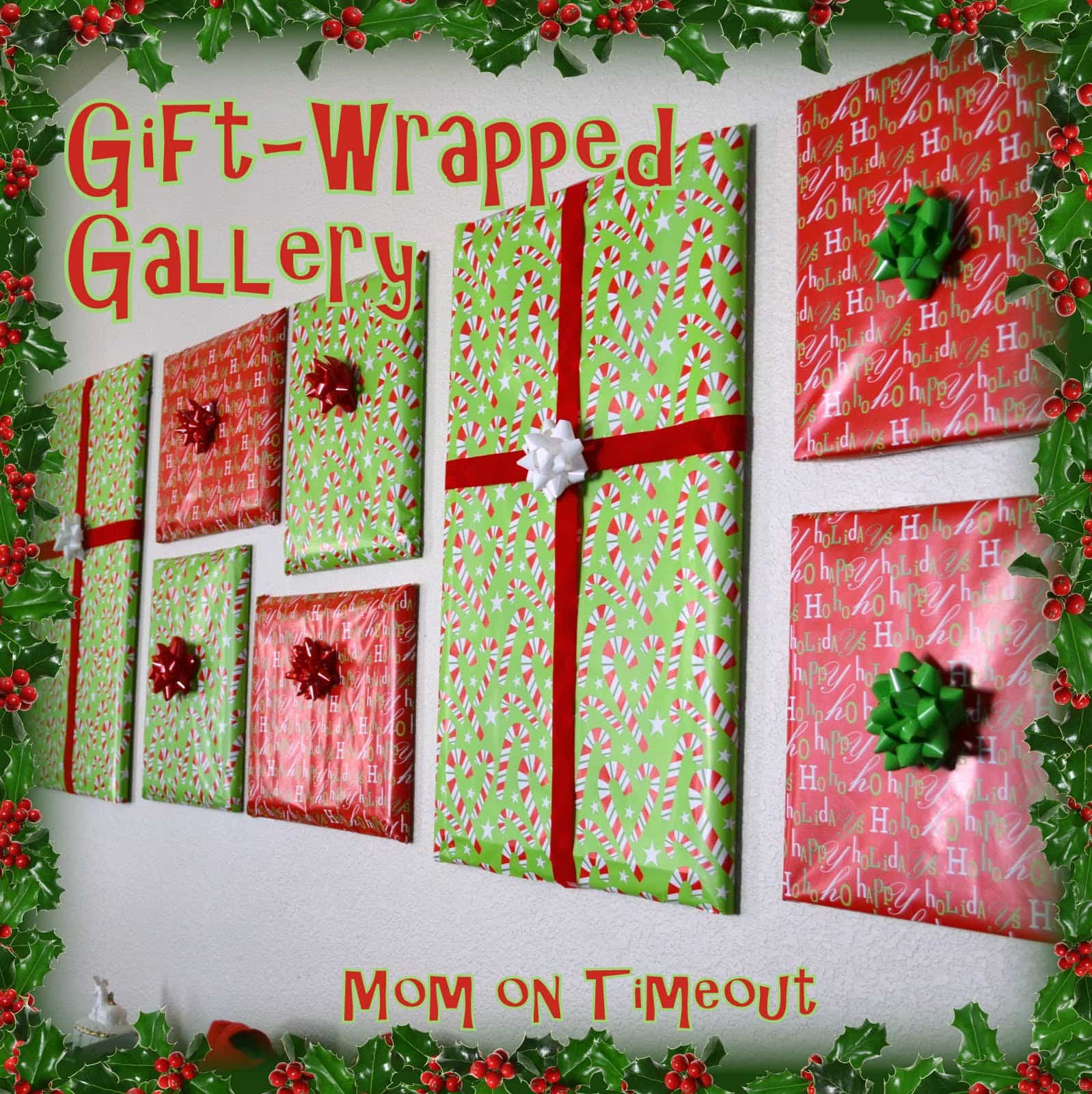 Gift-Wrapped Gallery