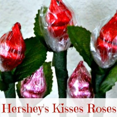 Hershey's Kisses Roses – A Sweet Valentine's Day Bouquet