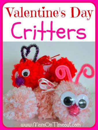 Valentine's Day Critters