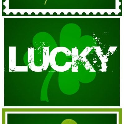 "5 ""Lucky"" St. Patrick's Day Printables"