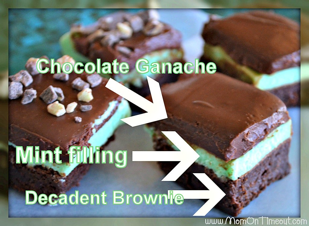 Chocolate Mint Brownie Recipe