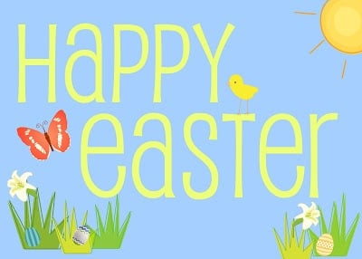 Easter Printables