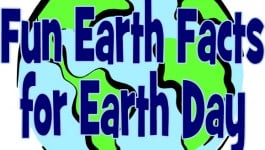 20 Fun Earth Facts for Earth Day