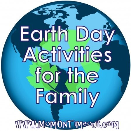 Fun Earth Day Activities the whole family will enjoy!