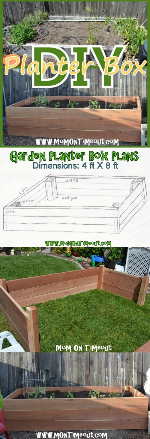 now you right container want to club garden boxes planter diy gardening ll lovers