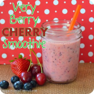 Very Berry Cherry Smoothie Safeway June Dairy Month Recipe-009