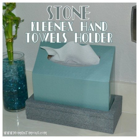 Kleenex Hand Towels Holder