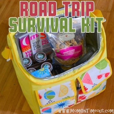 Road Trip Survival Kit – Gift Idea