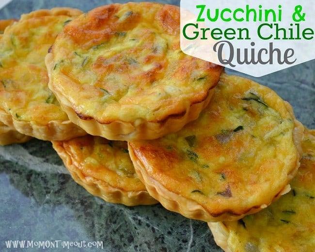 zucchini-green-chile-quiche-recipe