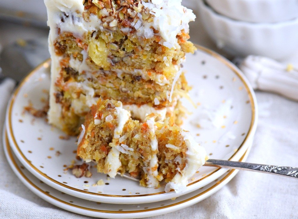 """""""To Die For"""" Carrot Cake - Swap A Recipe - Fort Fiends"""