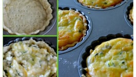 zucchini-green-chile-quiche-collage