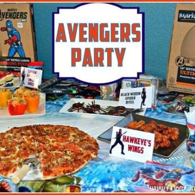 Calling All Avengers! #MarvelAvengersWMT