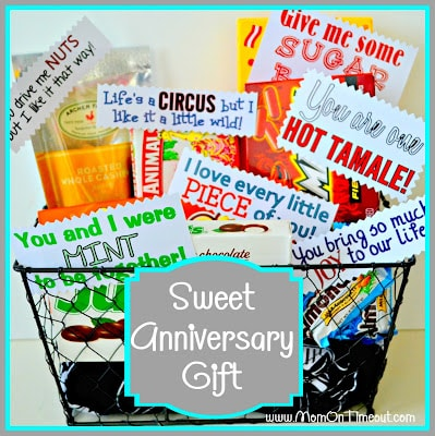 Sweet Anniversary Gift Idea Mom On Timeout