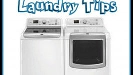 5 Stain Fighting Laundry Tips