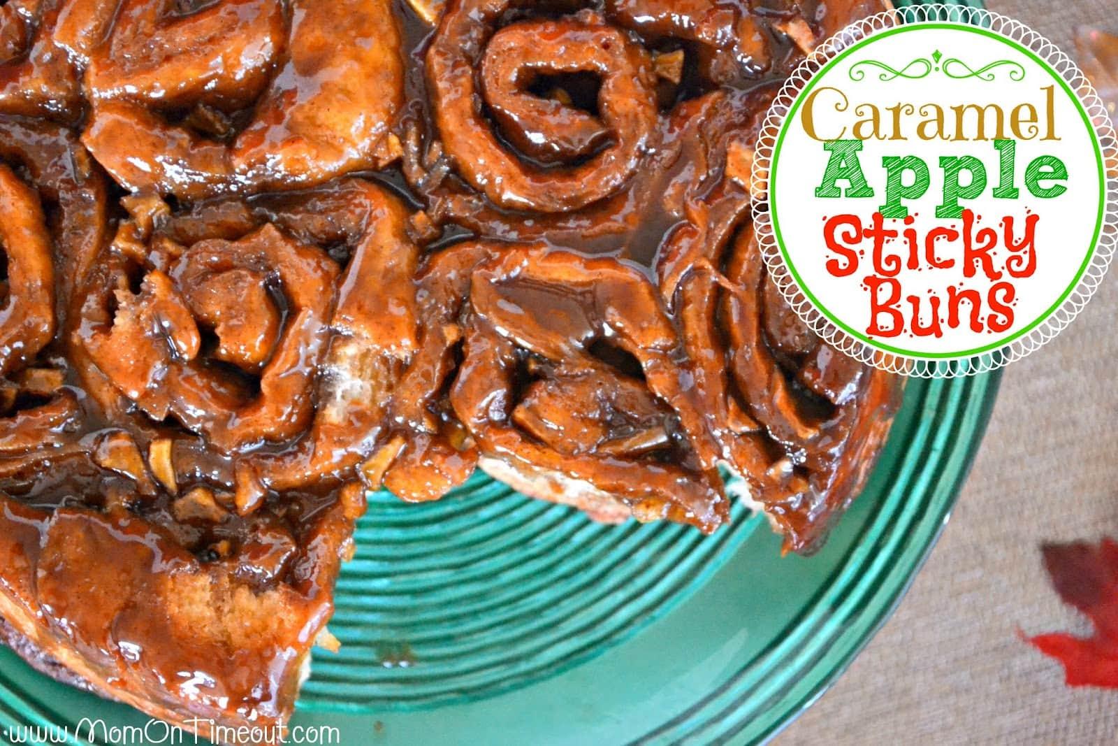 ... sticky buns golfeados venezuelan sticky buns caramel apple sticky buns