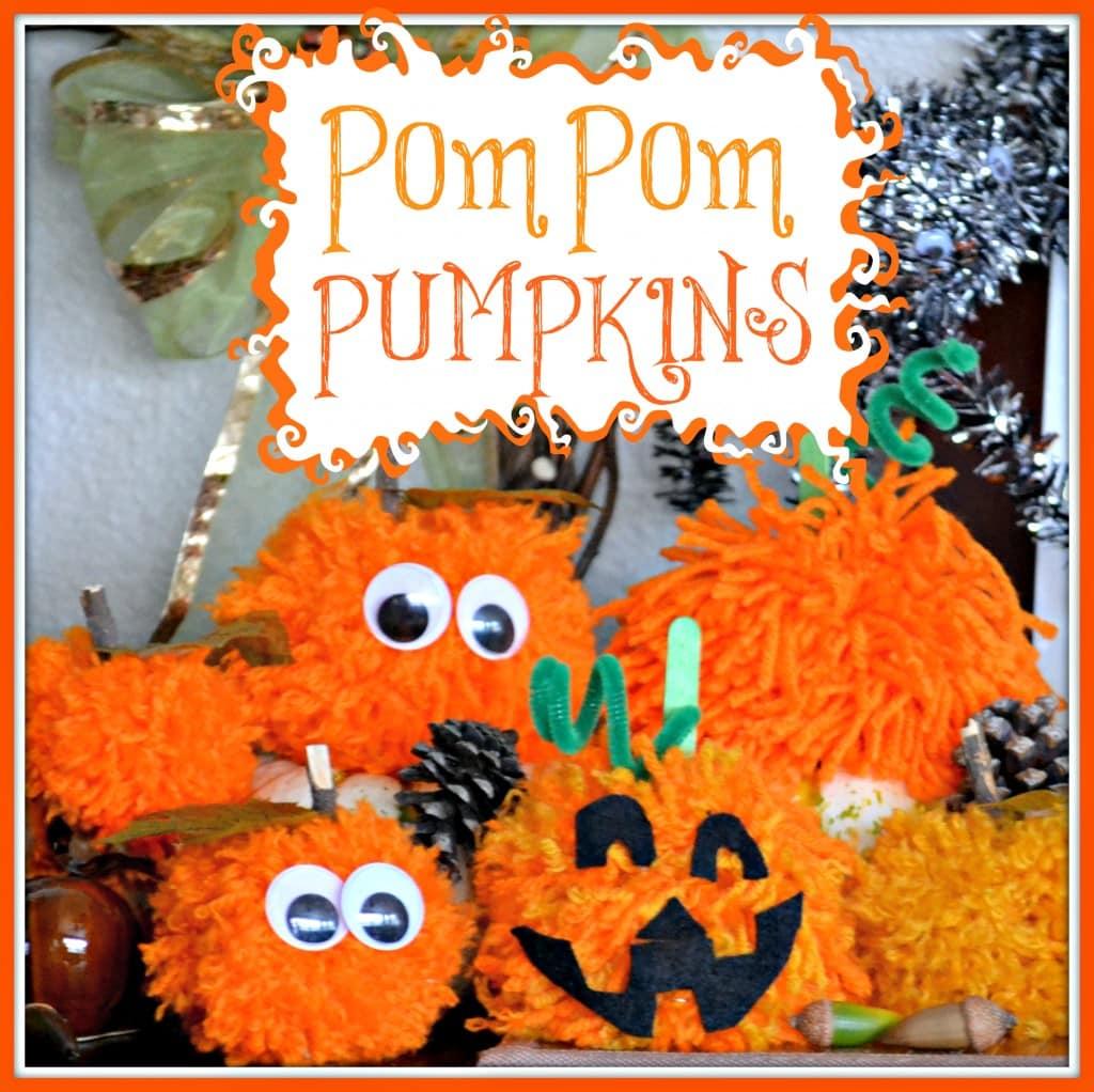 Pom Pom Pumkins