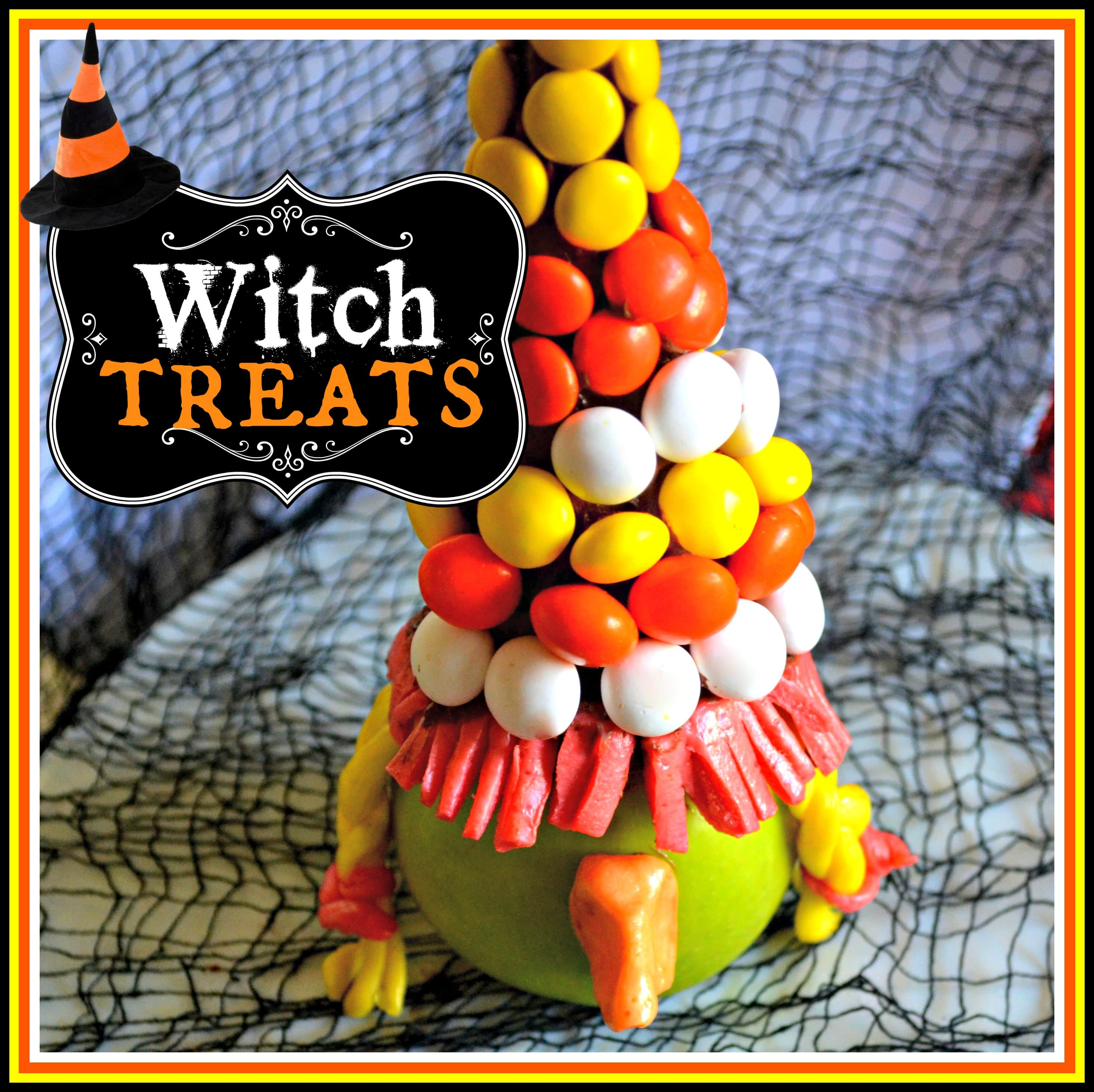 Bewitching Apples – A Fun Halloween Treat!