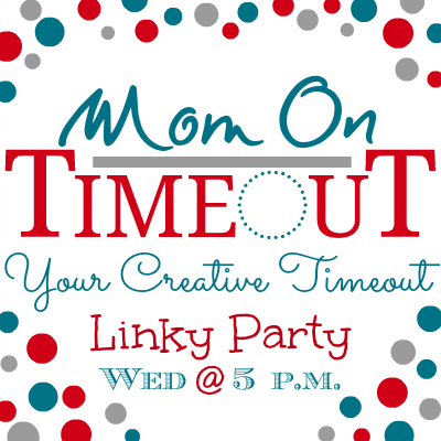 Your Creative Timeout Linky Party Button