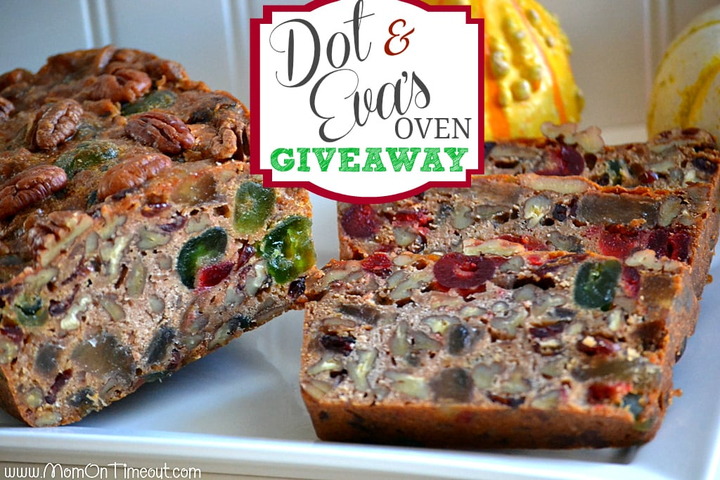 Dot Evas Oven Giveaway