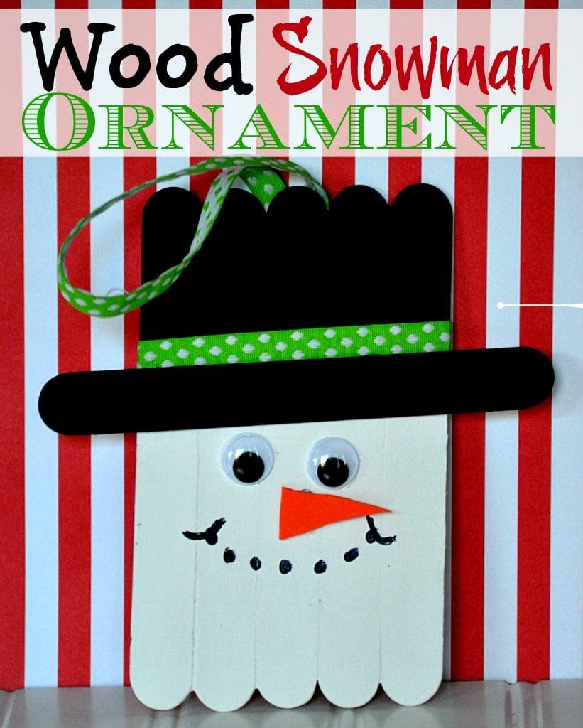 Christmas Kid Food Craft