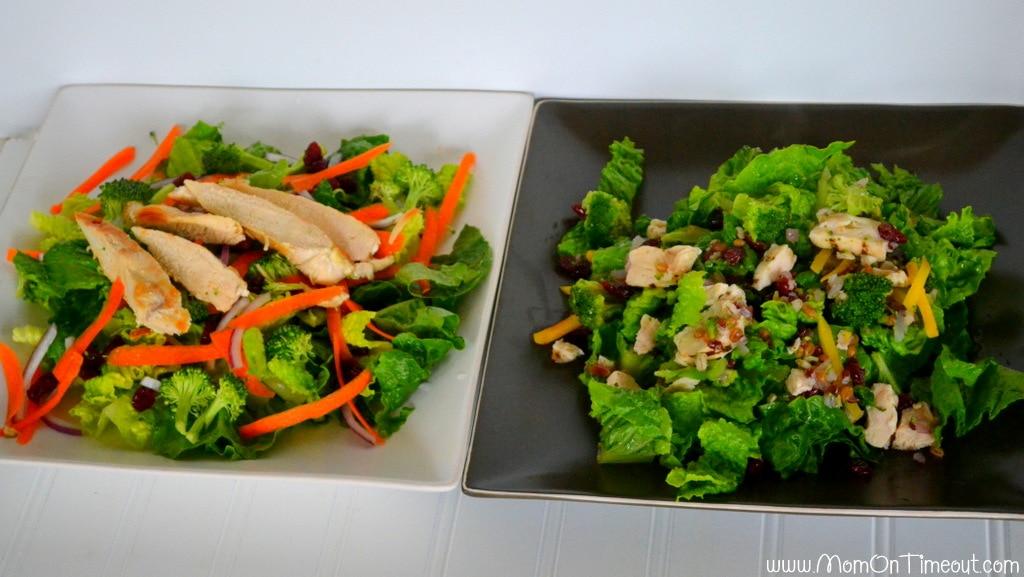 Salad Assembly #BYOL