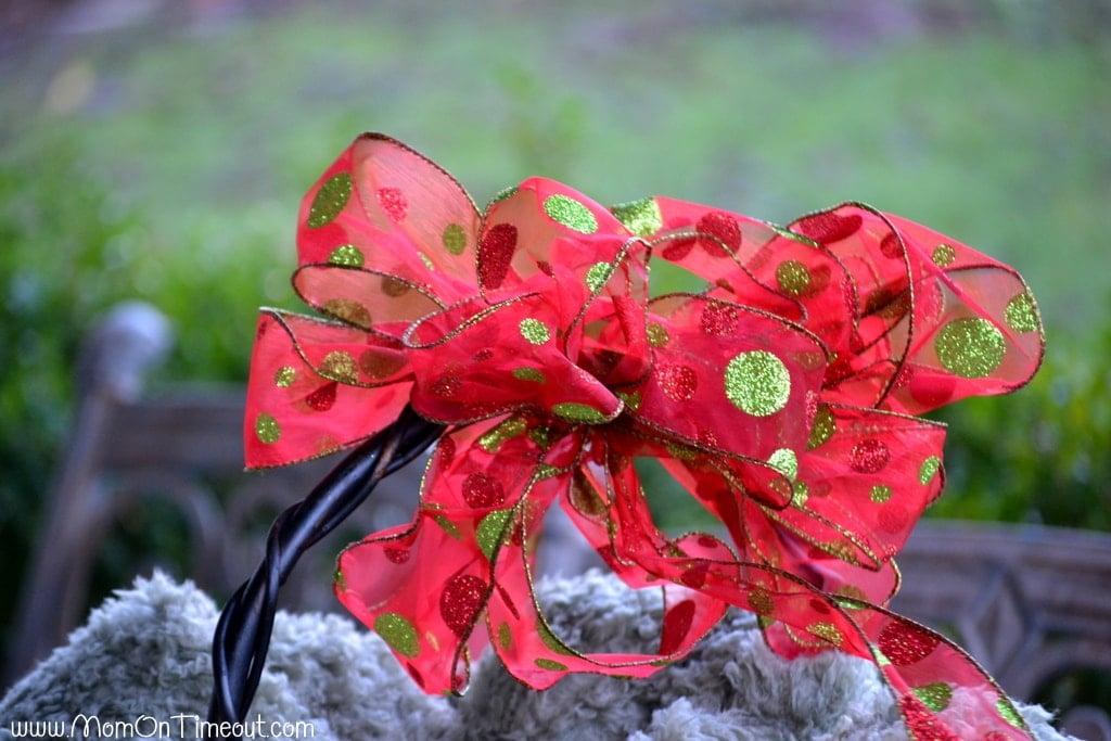Gift Bow Sam's Club Ribbon #NIVEAMoments