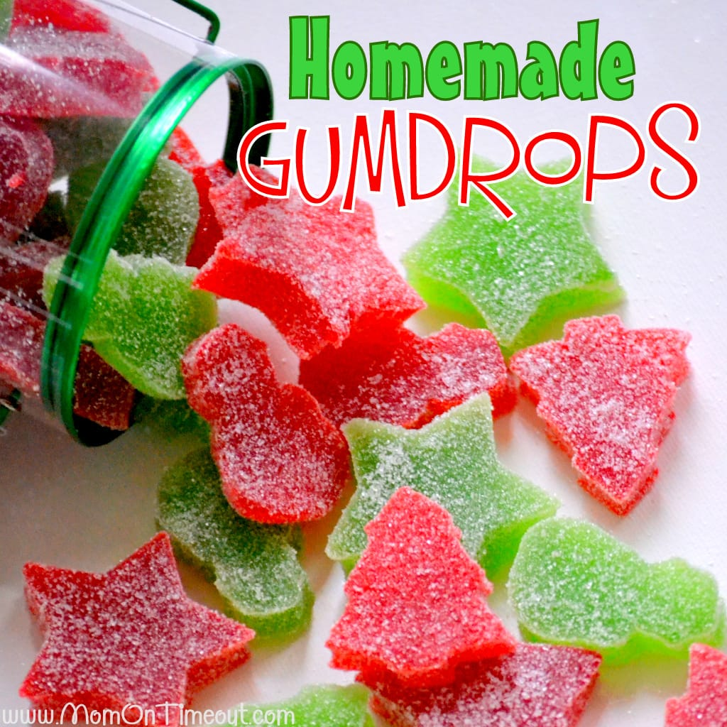 Homemade Gumdrops Recipe