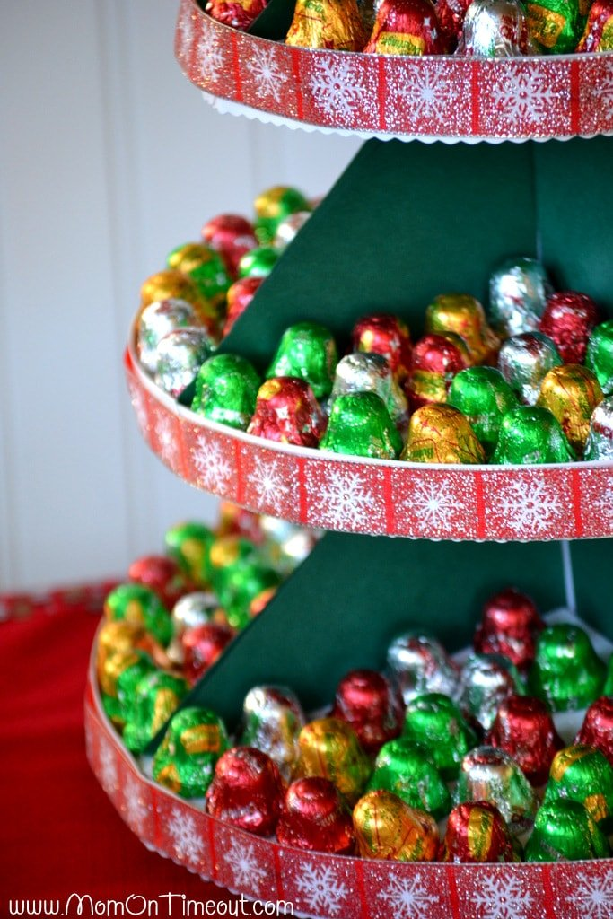 Jingles Christmas Tree | MomOnTimeout.com #Christmas #recipe #craft