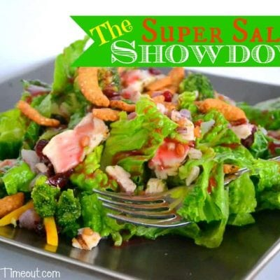 The Super Salad Showdown #BYOL