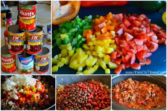 Heart Healthy Chili