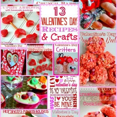 13 Valentine's Day Recipes and Crafts