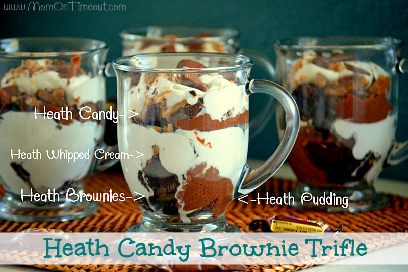 Cake Mix Heath Bar Trifle Recipe