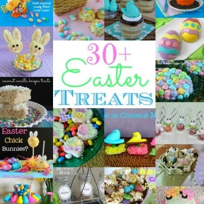 30+ Amazing Easter Treats