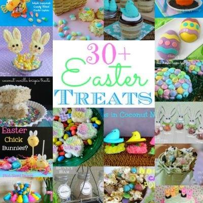 30+ Amazing Easter Treats
