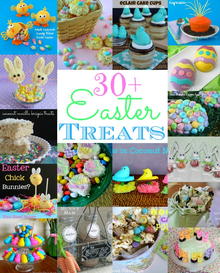30+ Easter Treats | Mom On Timeout