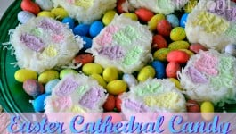 Easter Cathedral Candy Recipe