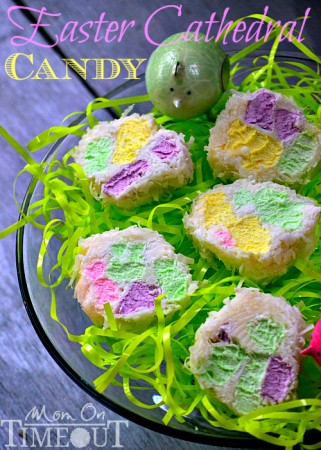 Easter-Cathedral-Candy-Cookie-Recipe-with-marshmallows