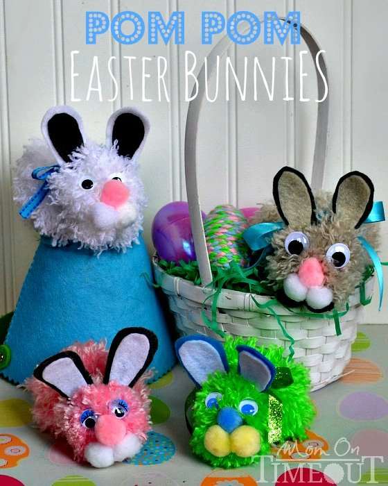 An awesome list of 25 really cute DIY bunny crafts and projects for Easter. Many are kid-friendly, some are sewing and/or embroidery, but all are super adorable craft featuring rabbits. All have step-by-step tutorials. Use up those fabric scraps. Explore the web site for more refashioning, sewing, tutorials with good, clear photos and instructions. http://letgoofbeingperfect.com/