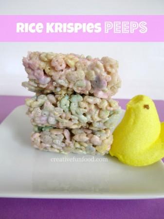 Rice Krispies PEEPS 8