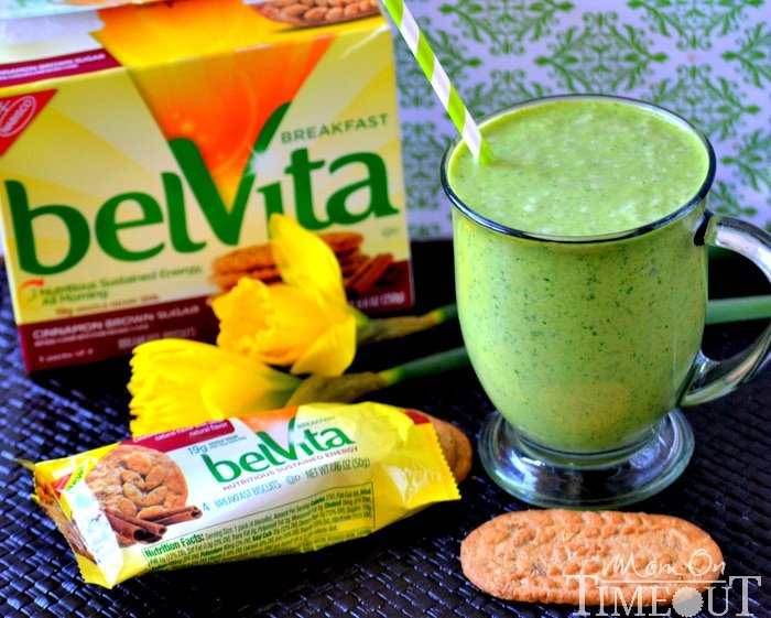 bel-Vita-breakfast-biscuits-green-smoothie
