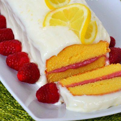 Heath Bar Pound Cake Recipe
