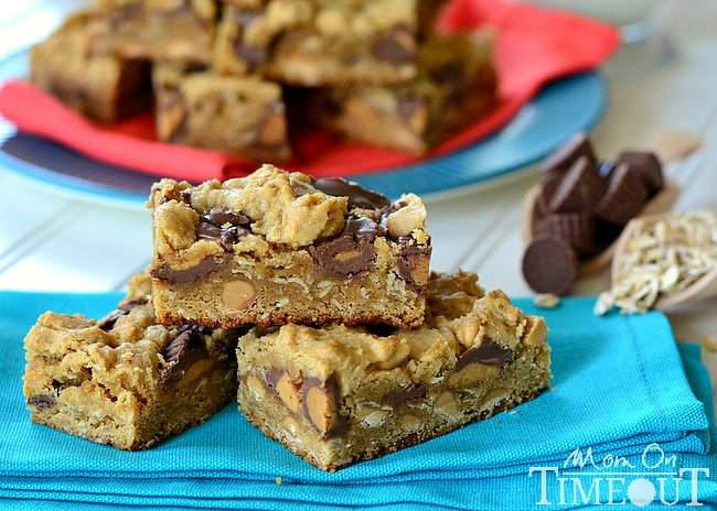 Peanut-Butter-Chocolate-Oatmeal-Cookie-Bars-Recipe