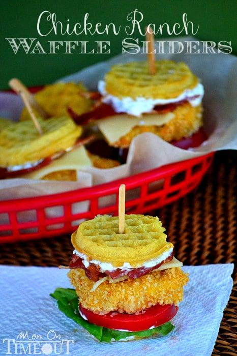 chicken-ranch-waffle-sliders-recipe