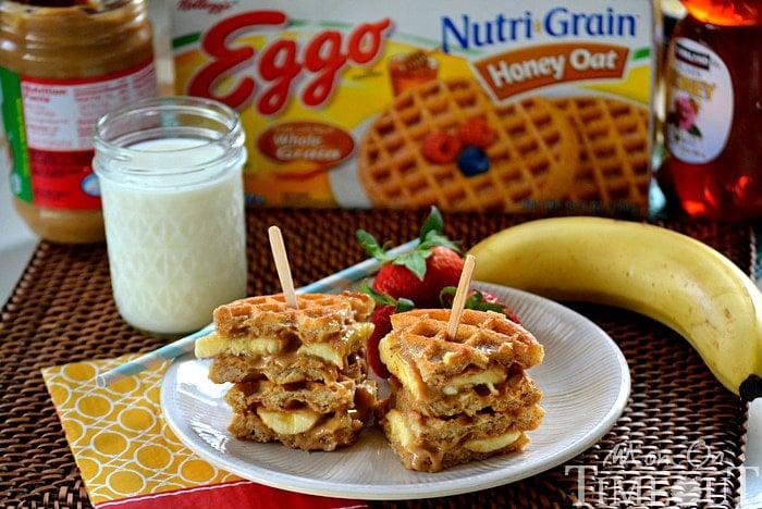peanut-butter-banana-honey-waffle-sandwich